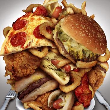 Dipendenza da cibo, è allarme epidemia
