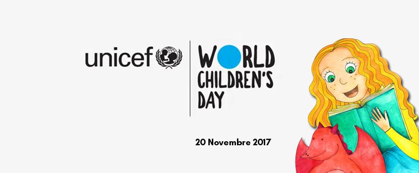 World Children's Day – Unicef e Distrabella insieme per i bambini