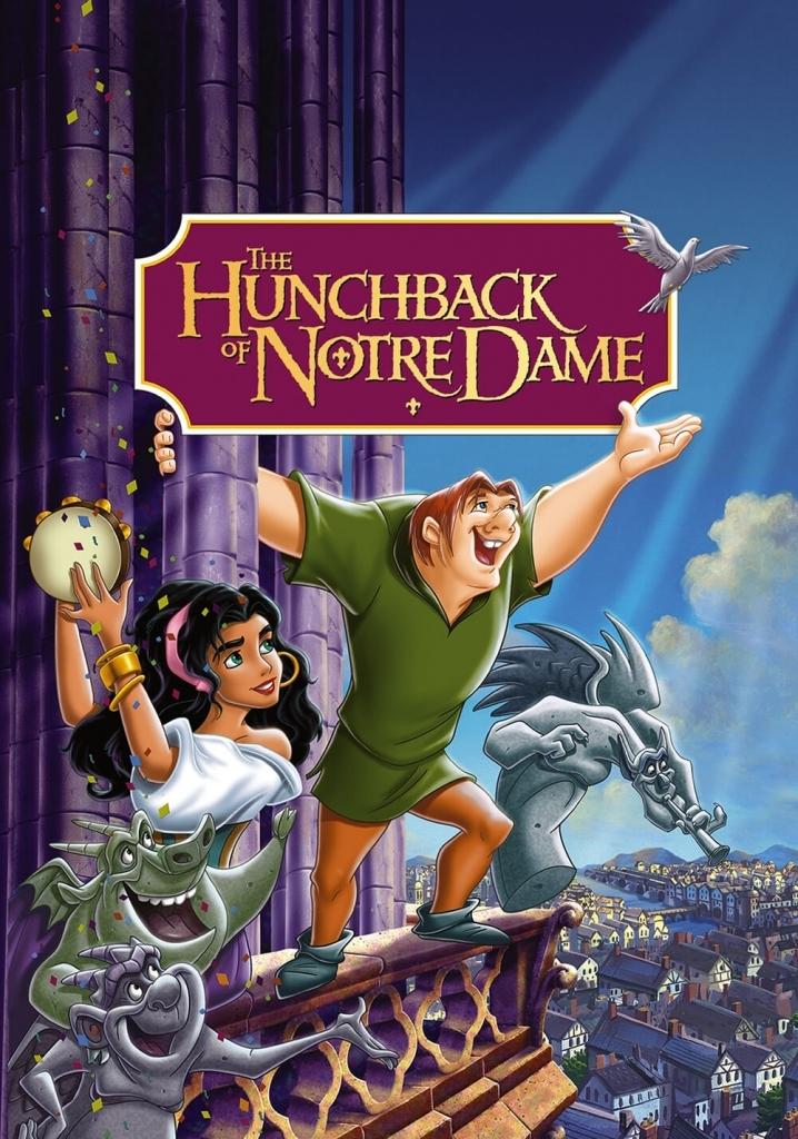 Notre-Dame de Paris Disney