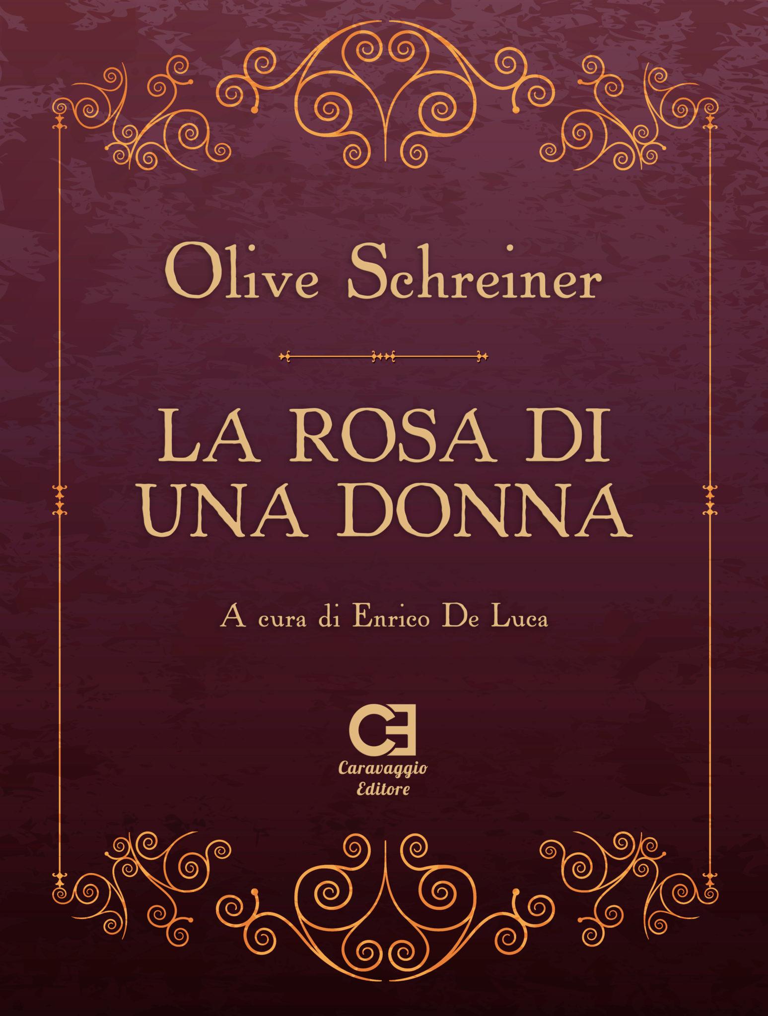La rosa di una donna ~ Caravaggio Editore